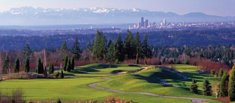 New Castle Golf Course- Seattle
